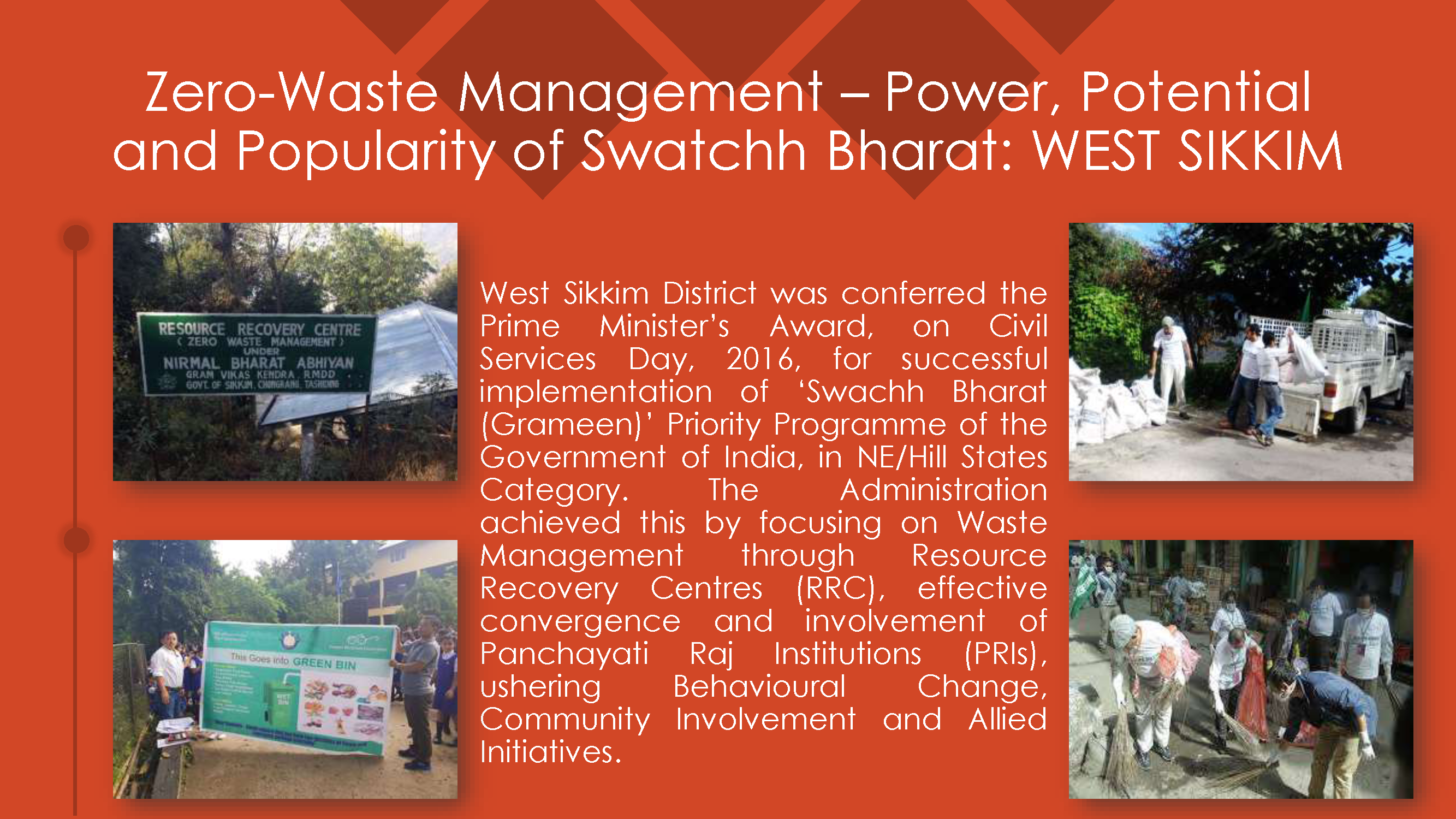 Zero Waste Management- Power, Potential and Popularity of