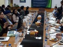 A delegation of Bangladesh having interactions meeting with DAR&PG and DOPPW on 22.1.2019