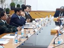 Secretary, DAR&PG chaired meeting on 04.02.2019 to review & updation of Citizen Charter