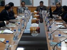 A delegation of Bangladesh having interactions meeting with DAR&PG and Department of Pensions & Pensioners Welfare on 22.01.2019