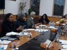 Review Meeting of Screening Committee for National Awards for eGovernance 2018-19