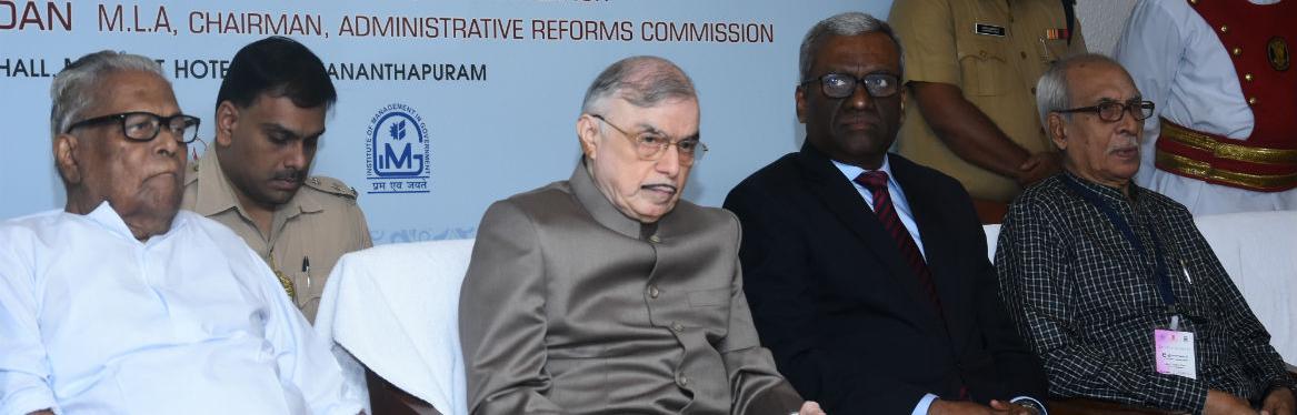 National Seminar, ARC, Trivandrum